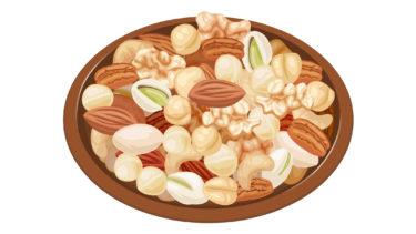 ナッツ類の糖質量について【糖質制限と木の実】